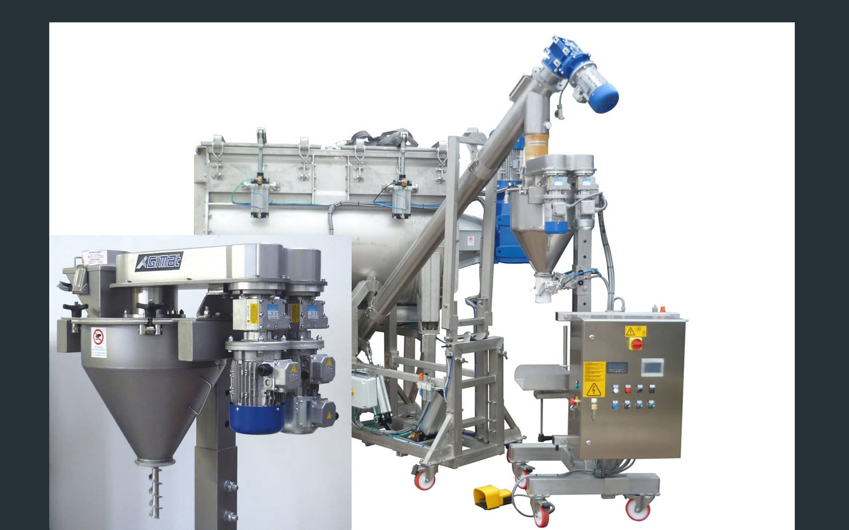 auger filling machines